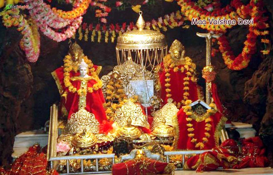 Maa-Vaishno-Devi-best place to visit in kashmir
